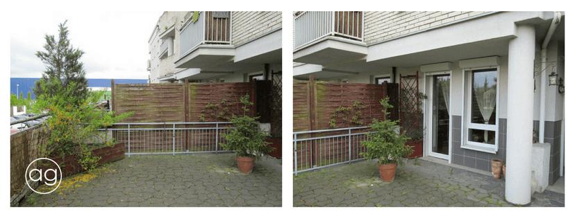 projekt tarasu, taras wSuchym Lesie, projektowanie ogrodów, aranżacja balkonu, agnieszkagertnerblog, Agnieszka Gertner, przed