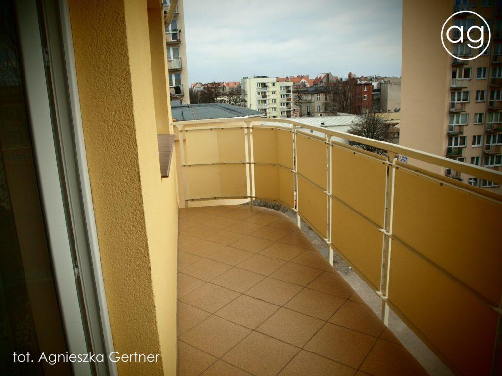 balkon wToruniu, projektowanie ogrodów, projekt, ogrody, architektura krajobrazu, architektura, krajobraz, agnieszka gertner, przedrealizacją, aranżacja balkonu