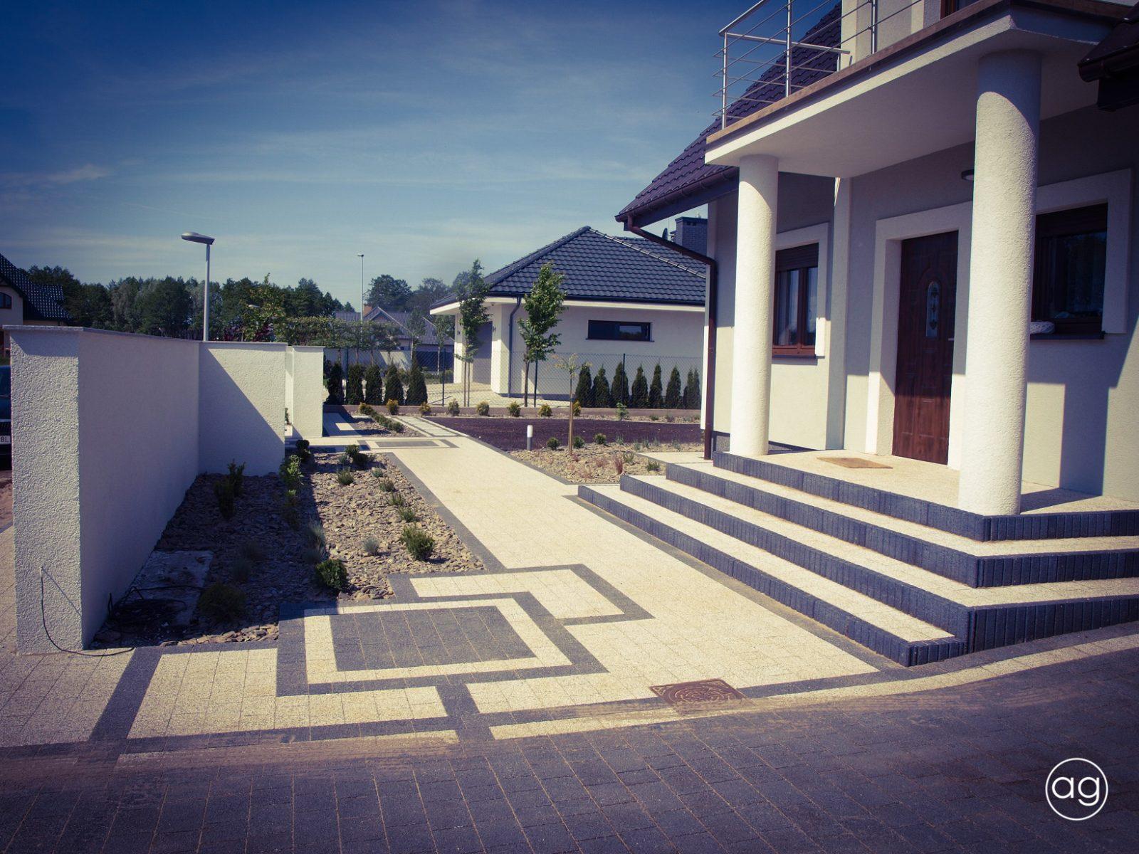 ogród wToruniu, projektowanie ogrodów, Agnieszka Gertner, realizacja, osiedle Bielawy, agnieszkagertnerblog